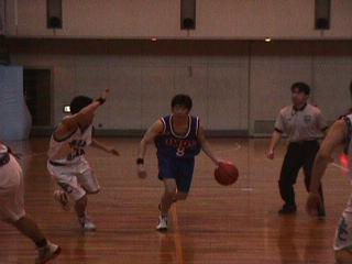 関西学生バスケットボール選手権大会第4日目